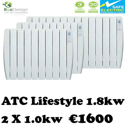 ATC heaters Dublin