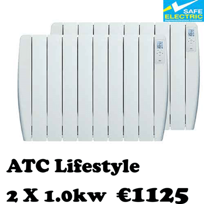 Replace broken storage heaters Dublin