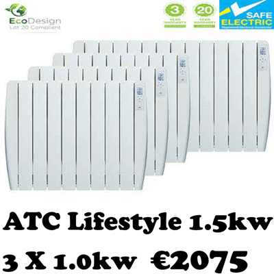 new electric heaters dublin