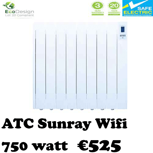 storage heater ireland
