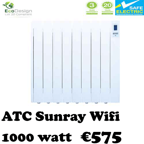 Wifi Enabled Electric Heating Solutions In Dublin
